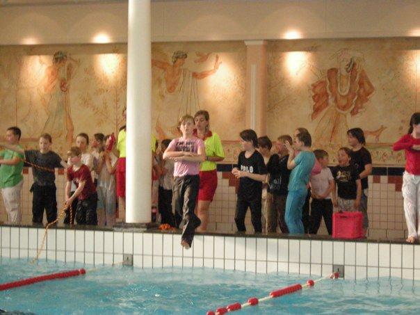 zwembadexamens - Marion Huijben